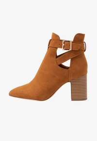 New Look - ELECTRIC - Ankle boot - tan - 1