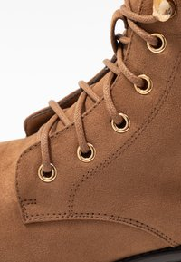 New Look - Lace-up ankle boots - tan - 2