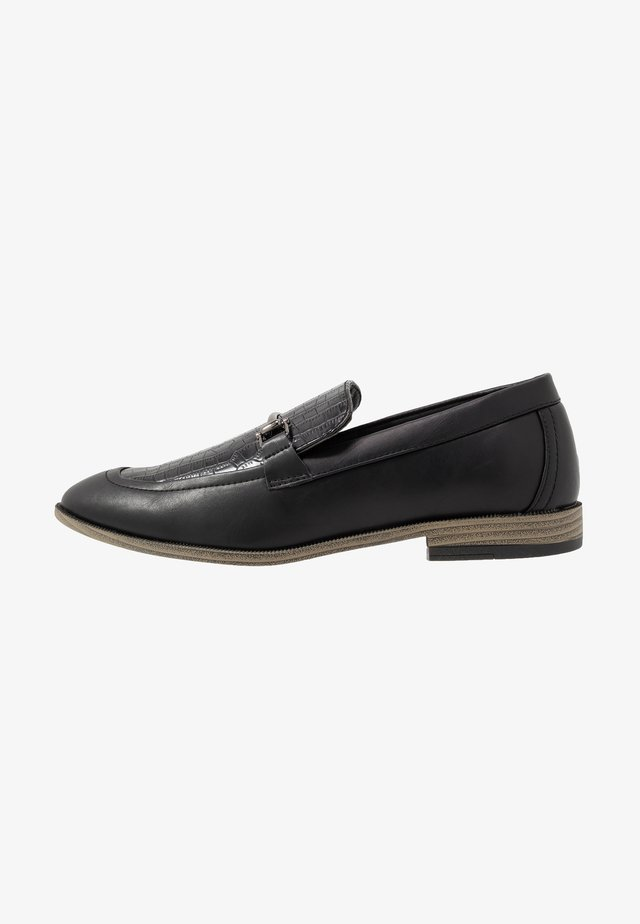 IRWIN LOAFER - Instappers - black