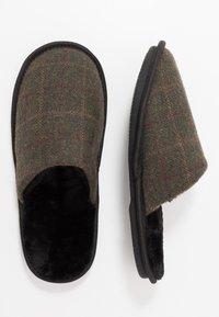 New Look - CHECK MULE  - Domácí obuv - grey - 1