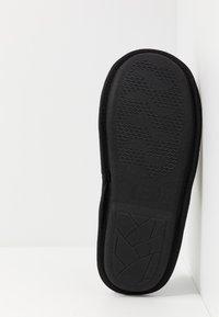 New Look - CHECK MULE  - Domácí obuv - grey - 4