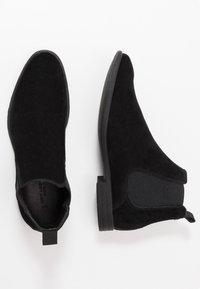 New Look - CHELSEA BOOT  - Stivaletti - black - 1