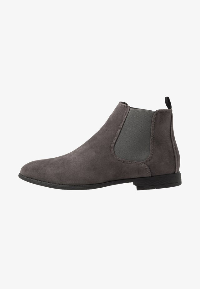 FRANCIS CHELSEA BOOT - Classic ankle boots - dark grey