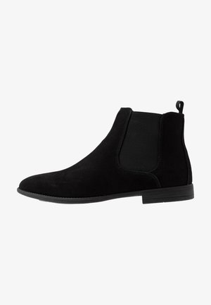 FRANCIS CHELSEA BOOT - Bottines - black