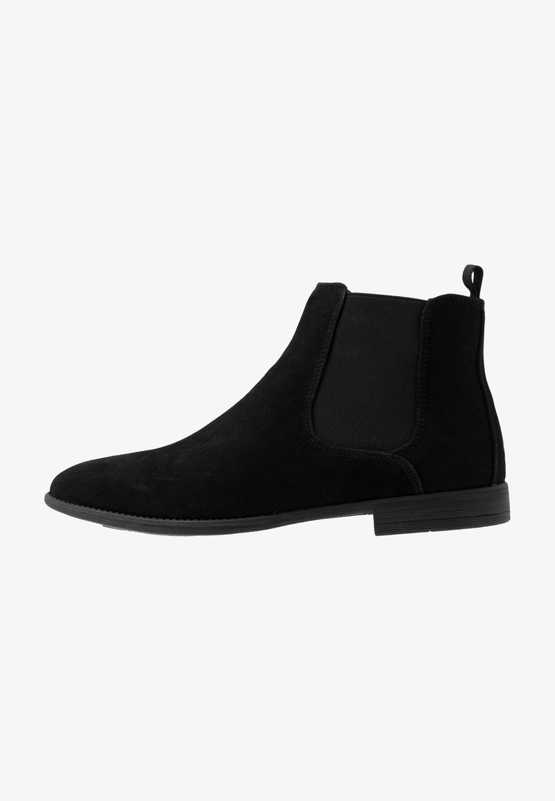 New Look - FRANCIS CHELSEA BOOT - Stivaletti - black