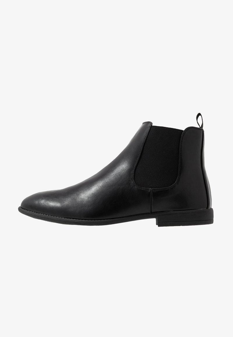 New Look - Kotníkové boty - black