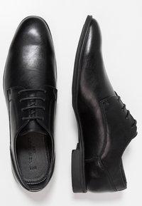 New Look - PLAIN FORMAL - Business sko - black - 1