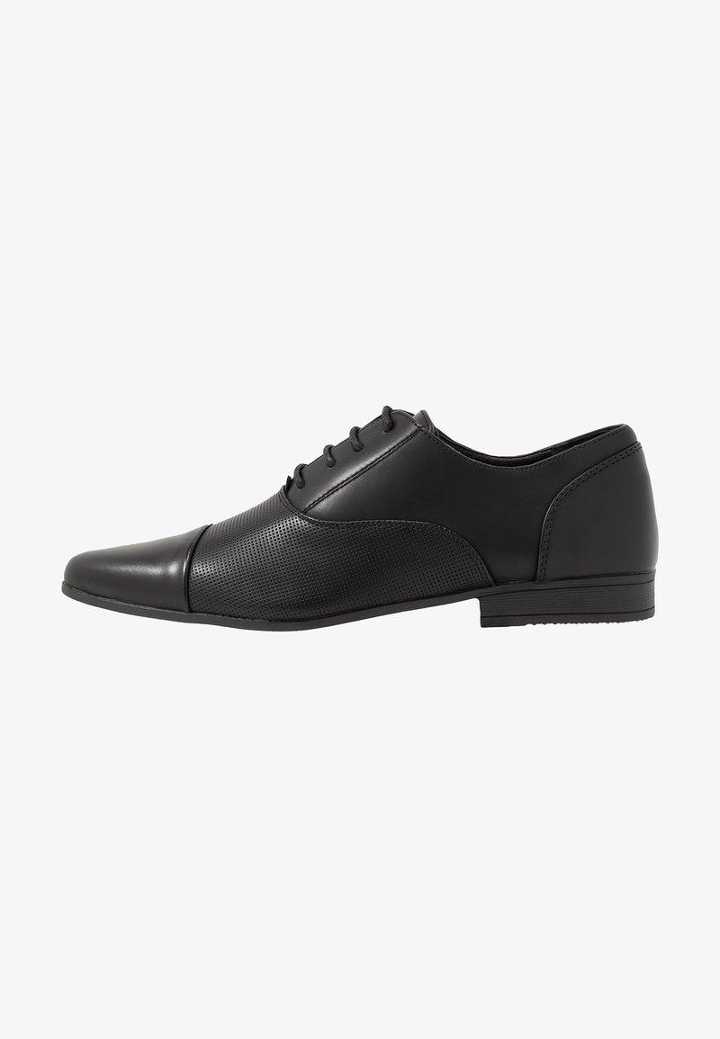 New Look - ARNOLD - Veterschoenen - black