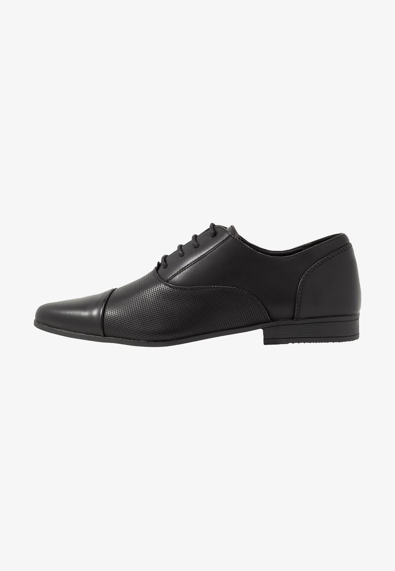 New Look - ARNOLD - Stringate eleganti - black