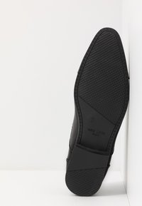 New Look - RONALD FORMAL - Smart lace-ups - black - 4