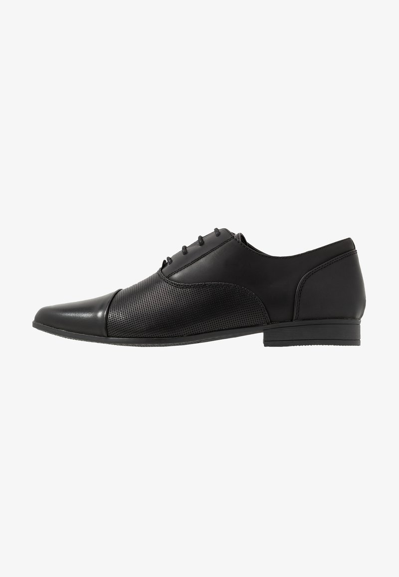 New Look - RONALD FORMAL - Smart lace-ups - black