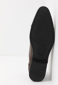 New Look - RONALD FORMAL  - Smart lace-ups - dark brown - 4