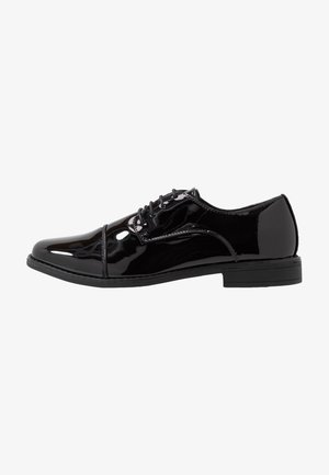 SHEEN OXFORD  - Zapatos con cordones - black
