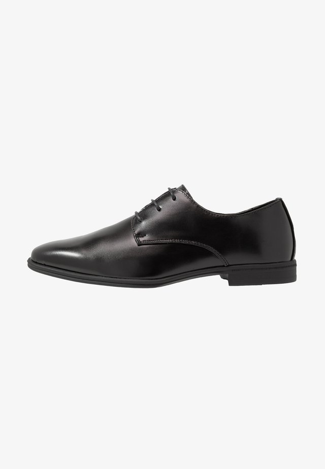 DANNY PLAN FORMAL - Eleganta snörskor - black