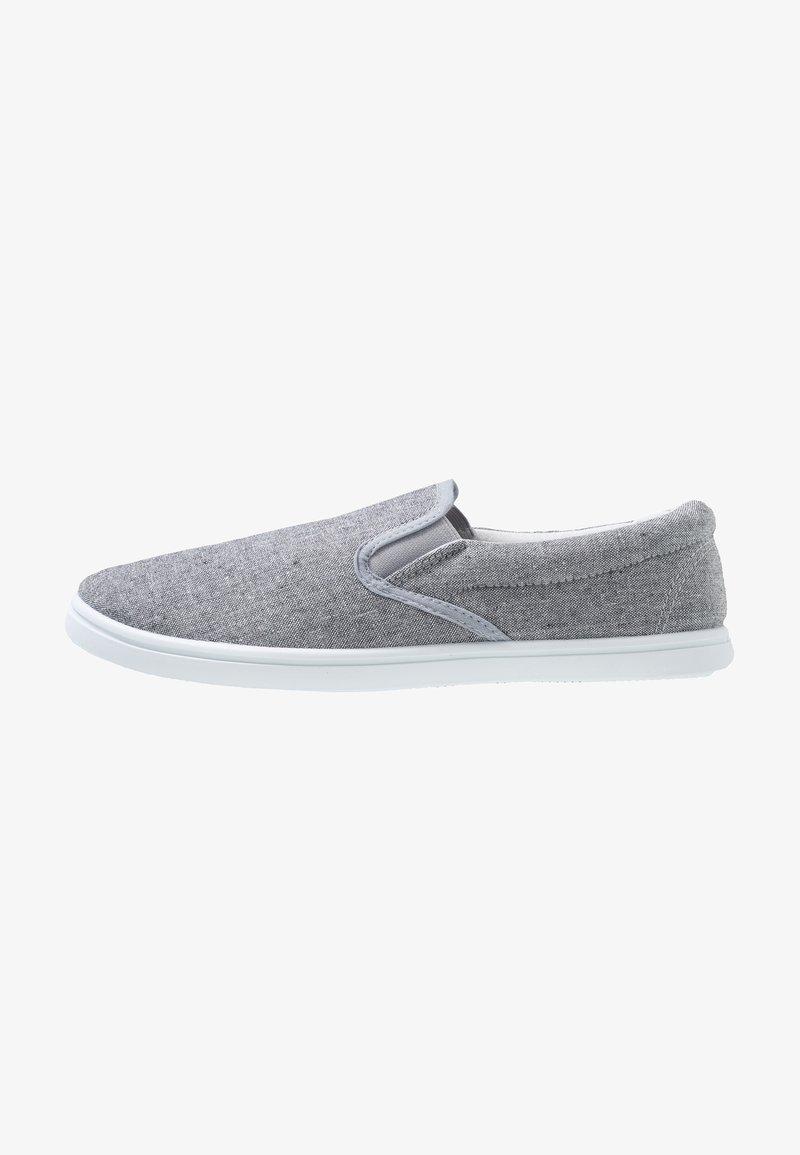New Look - DAVENPORT - Slipper - mid grey