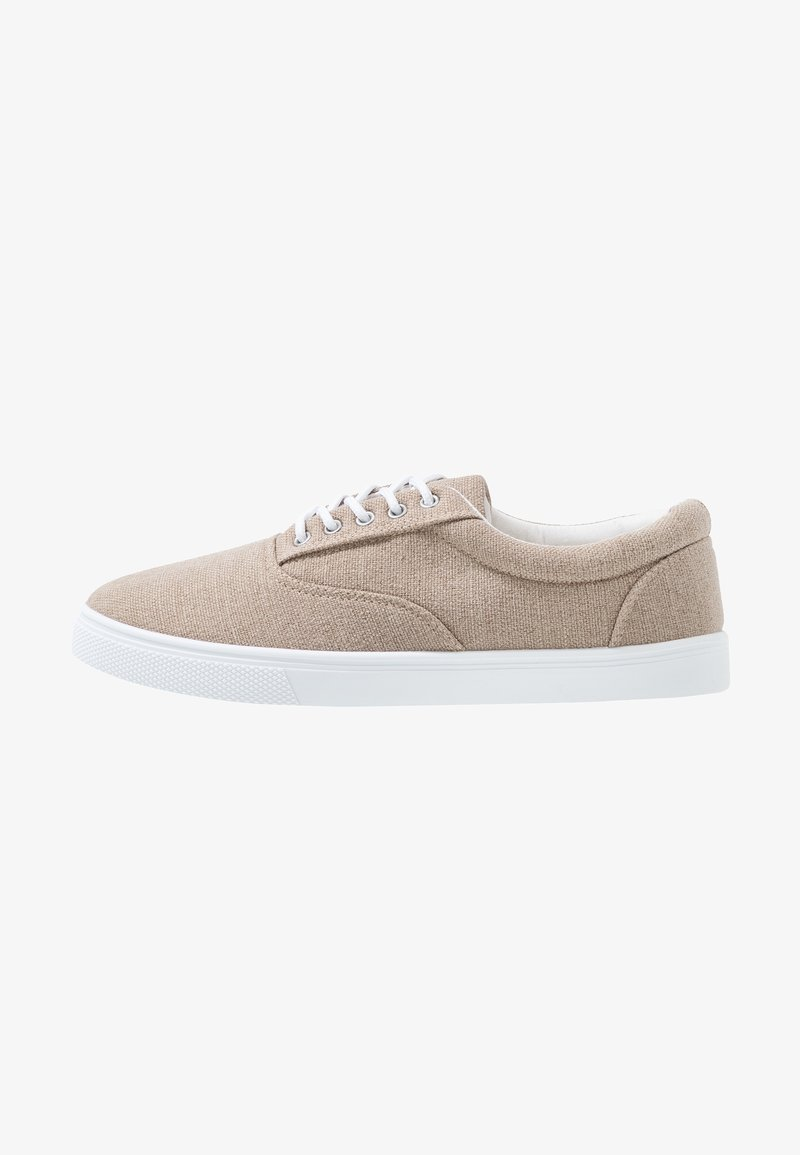 New Look - ORLANDO LACE UP  - Sneaker low - stone