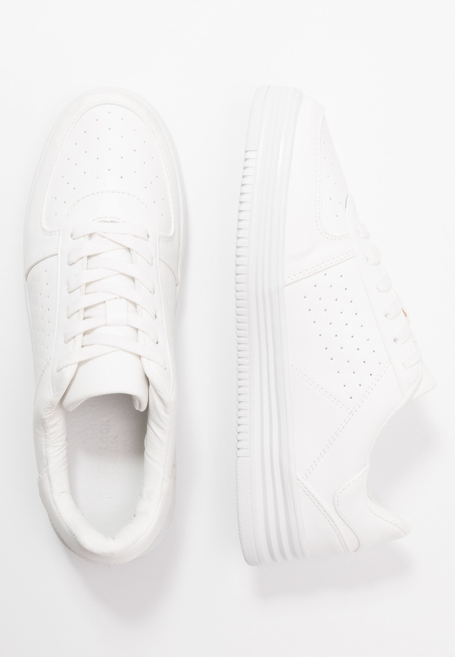 New Look CONCORDE TRAINER Joggesko white Zalando.no