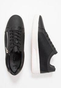 New Look - ASO KIRK ZIP  - Trainers - black - 1