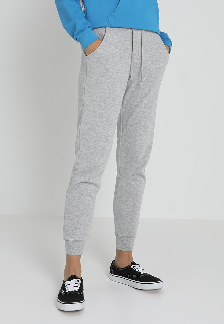 New Look - BASIC BASIC  - Jogginghose - grey marl