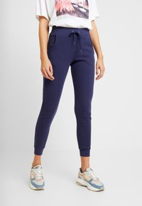 New Look - BASIC BASIC  - Pantalon de survêtement - navy - 0