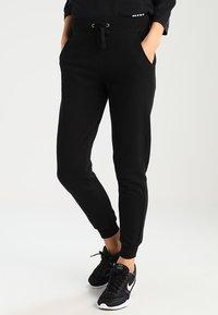 New Look - BASIC BASIC  - Pantaloni sportivi - black - 0