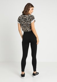 New Look - PONTE - Leggings - Trousers - black - 2