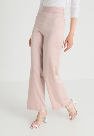 GO TROUSERS - Pantalones - light pink