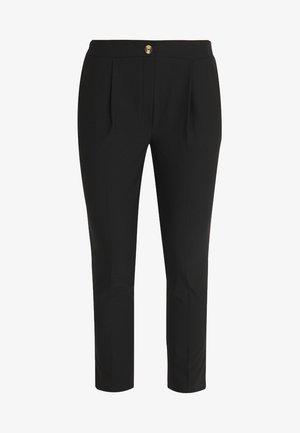 NAPLES PULL ON TAPERED - Pantaloni - black