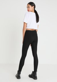 New Look - 2 PACK - Leggings - black - 3