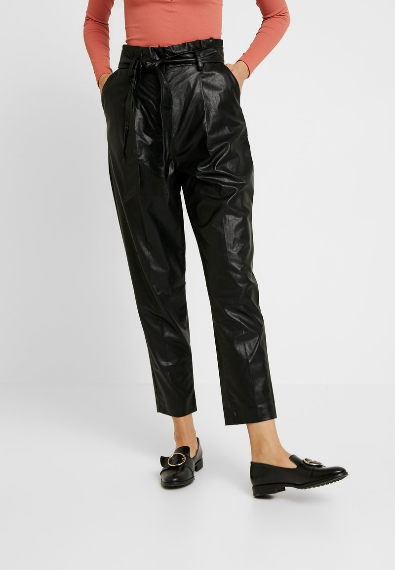 New Look - TROUSER - Trousers - black