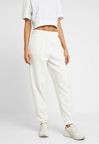 New Look - CUFFED JOGGER - Pantalon de survêtement - cream - 0