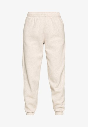 CUFFED JOGGER - Tracksuit bottoms - oatmeal