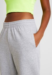 New Look - CUFFED JOGGER - Trainingsbroek - mid grey