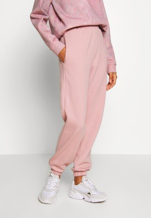 CUFFED JOGGER - Tracksuit bottoms - nude