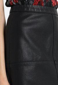 New Look - MINI - A-snit nederdel/ A-formede nederdele - black - 5
