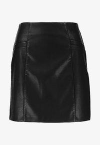 New Look - SKIRT - Minikjol - black - 4