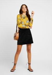 New Look - WELT SKIRT - Falda de tubo - black - 1