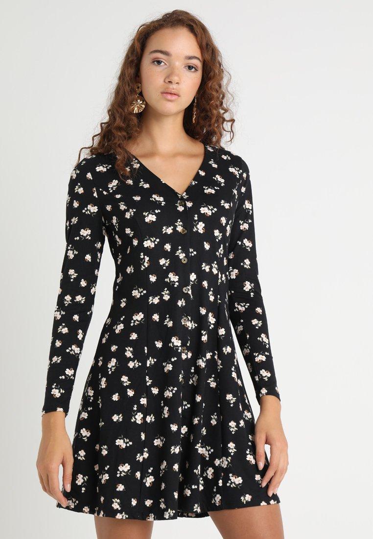 New Look - Day dress - black