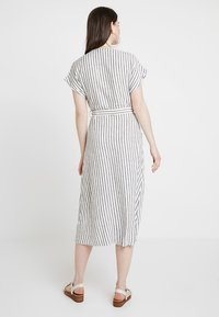 New Look - STRIPE MARGE MIDI - Maxikleid - cream - 2