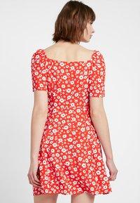 New Look - Shirt dress - red - 2