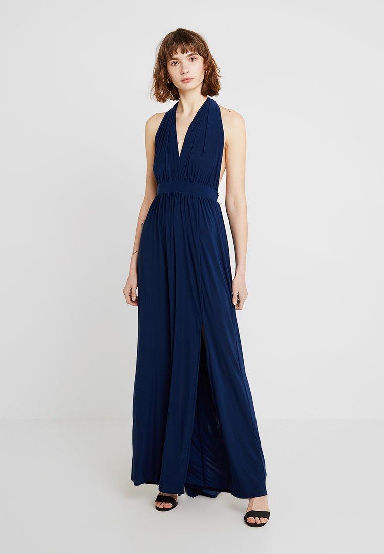 New Look - BRIDAL GO MULTIWAY GATHERED - Maxi šaty - navy