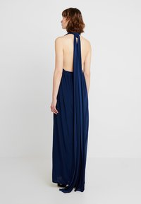 New Look - BRIDAL GO MULTIWAY GATHERED - Maxikleid - navy - 3