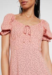 New Look - PRINT PRAIRE - Maxi dress - pink - 6