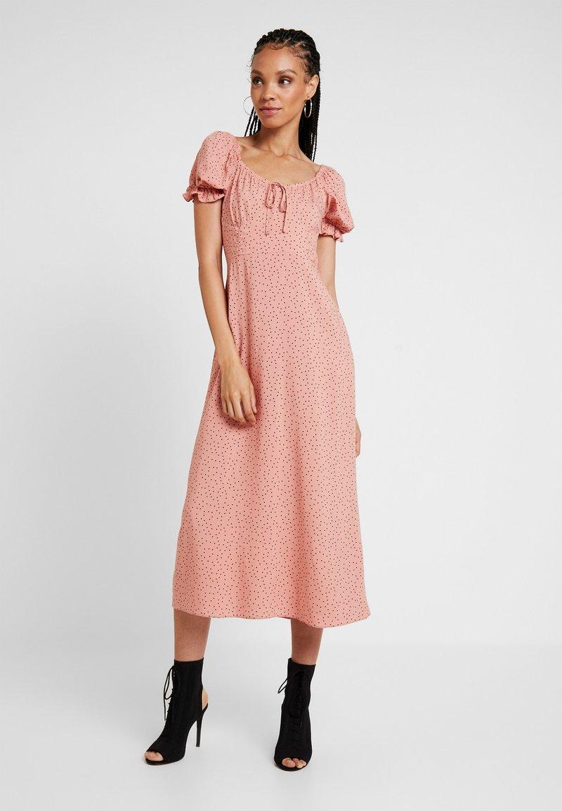 New Look - PRINT PRAIRE - Maxi dress - pink