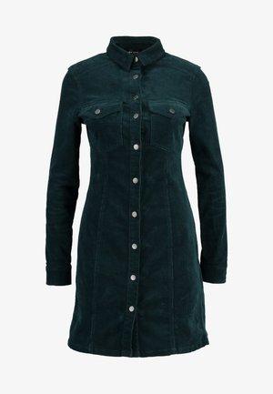 FITTED DRESS - Paitamekko - gem teal