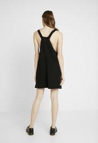 New Look - ELE RING PINNY - Jerseykjole - black - 3