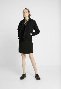 New Look - ELE RING PINNY - Jerseykjole - black - 2