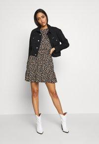 New Look - Jersey dress - black - 1