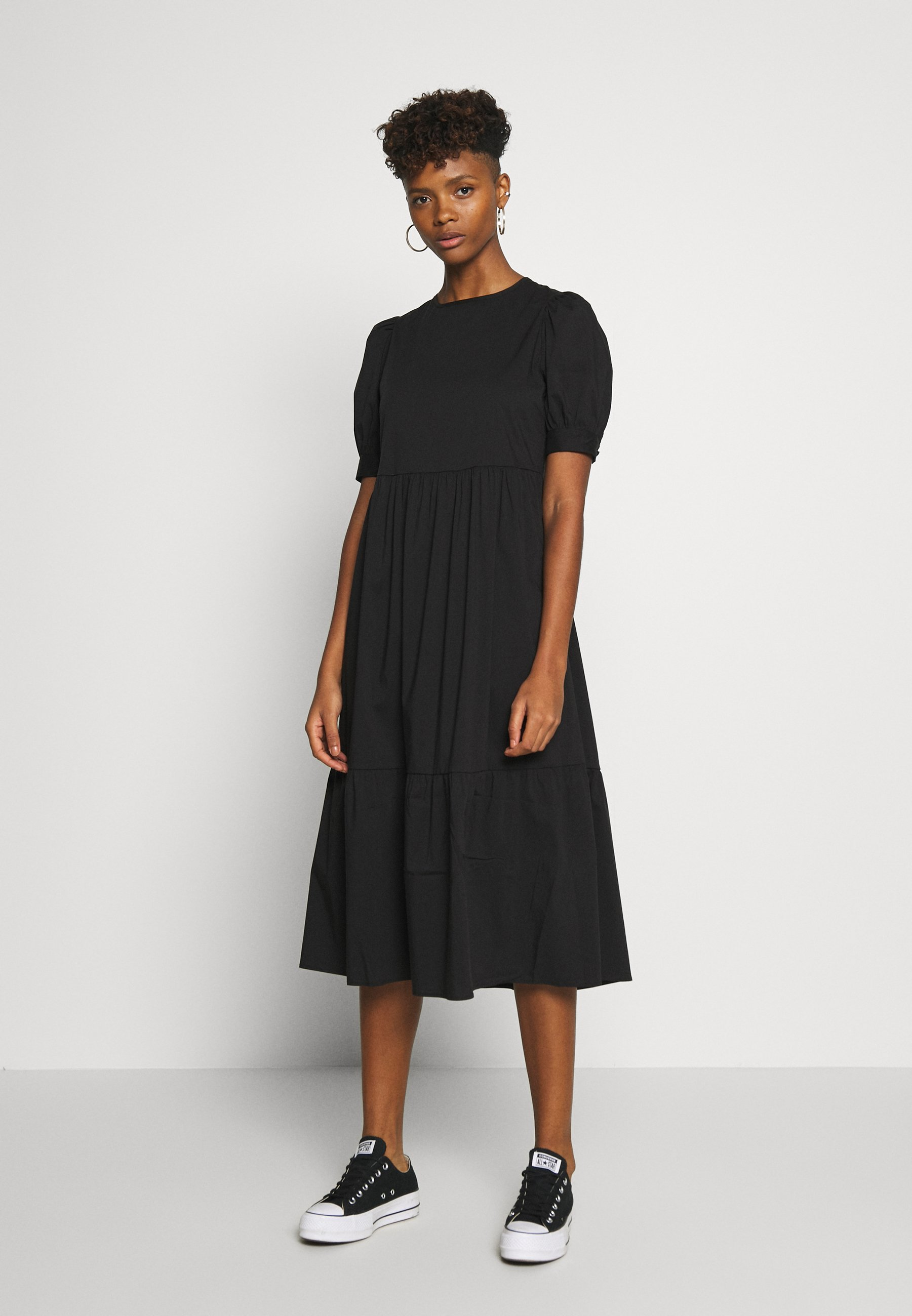 New Look Sukienka letnia - black