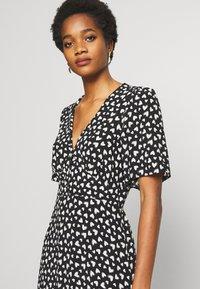 New Look - HEART - Day dress - black - 3
